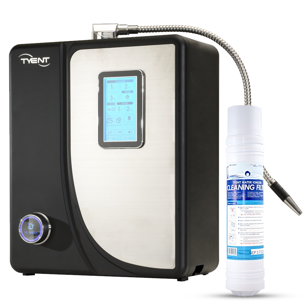 Tyent USA Hybrid Series Water Ionizer Cleaning Filters